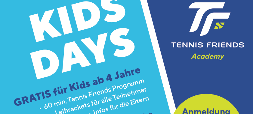 Plakat Kids Days