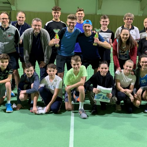 Tennis Friends Yellow Court+ Doppel am 22.02.2020